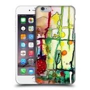 OFFICIAL SYLVIE DEMERS BIRDS 2 The Mama Bright Hard Back Case for Apple iPhone 6 Plus / 6s Plus (9_10_1BAC7)