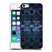 OFFICIAL SVEN FAUTH MANDELBROTBELT Blue Underworld Hard Back Case for Apple iPhone 5 / 5s / SE (9_D_1DBF2)
