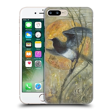 OFFICIAL STEPHANIE LAW STRANGE DREAMS Magpie Hard Back Case for Apple iPhone 7 Plus (9_1FA_1A6FD)