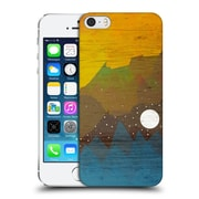 "OFFICIAL STEVE ""SWADE"" WADE LANDSCAPES Cloudy Sea Hard Back Case for Apple iPhone 5 / 5s / SE (9_D_1B24A)"