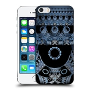 OFFICIAL SVEN FAUTH MAORI Blue Hard Back Case for Apple iPhone 5 / 5s / SE (9_D_1DBF8)