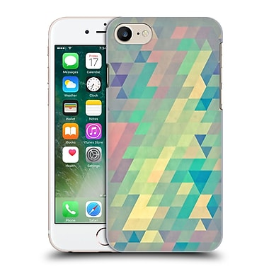 OFFICIAL SPIRES ISOMETRICS Pastel Spice Hard Back Case for Apple iPhone 7 (9_1F9_1D9EA)