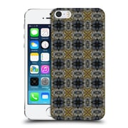 OFFICIAL SVEN FAUTH KALEIDOSCOPE Blue Yellow Hard Back Case for Apple iPhone 5 / 5s / SE (9_D_1DBDC)