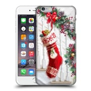 OFFICIAL THE MACNEIL STUDIO CHRISTMAS DECORS Stocking Hard Back Case for Apple iPhone 6 Plus / 6s Plus (9_10_1D538)