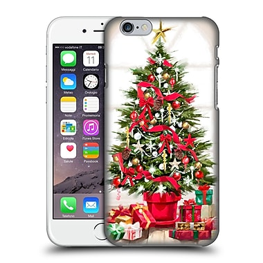 OFFICIAL THE MACNEIL STUDIO CHRISTMAS TREE Gifts Hard Back Case for Apple iPhone 6 / 6s (9_F_1D54C)