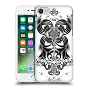 OFFICIAL SVEN FAUTH FRACTALS 3 Freaky Face Hard Back Case for Apple iPhone 7 (9_1F9_1DBE9)