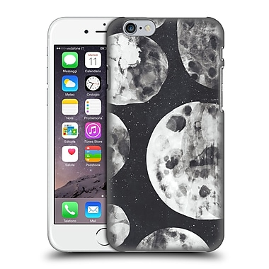 OFFICIAL TRACIE ANDREWS SPACE Moons Hard Back Case for Apple iPhone 6 / 6s (9_F_1A6D6)