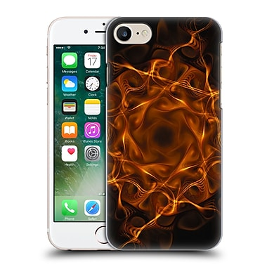 OFFICIAL SVEN FAUTH FRACTALS 3 Rafflesia Hard Back Case for Apple iPhone 7 (9_1F9_1DBEE)