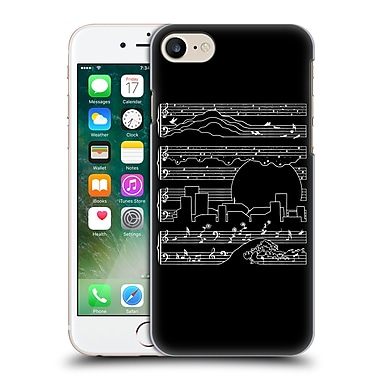 OFFICIAL TOBE FONSECA MUSIC 2 The Moonlight Sonata Hard Back Case for Apple iPhone 7 (9_1F9_1B535)