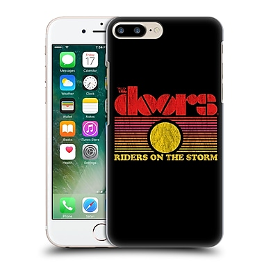 OFFICIAL THE DOORS KEY ART Riders On The Storm Hard Back Case for Apple iPhone 7 Plus (9_1FA_1DD9A)
