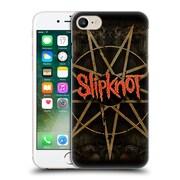 OFFICIAL SLIPKNOT KEY ART Crest Hard Back Case for Apple iPhone 7 (9_1F9_1BF46)