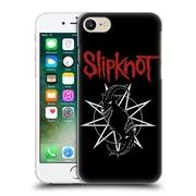 OFFICIAL SLIPKNOT KEY ART Goat Logo Hard Back Case for Apple iPhone 7 (9_1F9_1BF44)