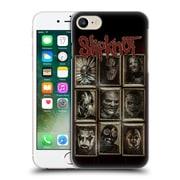 OFFICIAL SLIPKNOT KEY ART Masks Hard Back Case for Apple iPhone 7 (9_1F9_1BF4A)
