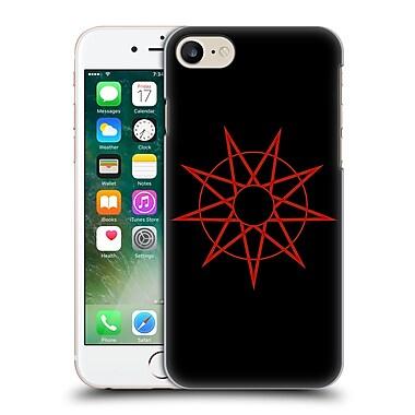 OFFICIAL SLIPKNOT KEY ART Nanogram Hard Back Case for Apple iPhone 7 (9_1F9_1BF42)