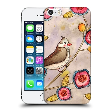 OFFICIAL SYLVIE DEMERS BIRDS Another Day Hard Back Case for Apple iPhone 5 / 5s / SE (9_D_1BAB3)