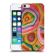 OFFICIAL SYLVIE DEMERS ABSTRACTION Les Agathes Hard Back Case for Apple iPhone 5 / 5s / SE (9_D_1BAB0)