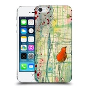 OFFICIAL SYLVIE DEMERS BIRDS Alpha Hard Back Case for Apple iPhone 5 / 5s / SE (9_D_1BAB2)