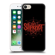 OFFICIAL SLIPKNOT KEY ART Logo Hard Back Case for Apple iPhone 7 (9_1F9_1BF49)