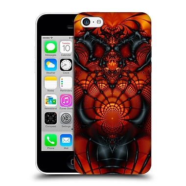OFFICIAL SVEN FAUTH FRACTALS 3 Devils World Hard Back Case for Apple iPhone 5c (9_E_1DBE6)