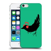 OFFICIAL TOBE FONSECA MUSIC 2 Listening To My Song Hard Back Case for Apple iPhone 5 / 5s / SE (9_D_1B531)