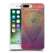 OFFICIAL SPIRES SPIROGRAPHS Pyramid Scrawl Hard Back Case for Apple iPhone 7 Plus (9_1FA_1D997)
