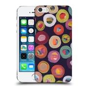 OFFICIAL SYLVIE DEMERS ABSTRACTION Kemkila Hard Back Case for Apple iPhone 5 / 5s / SE (9_D_1BAAF)