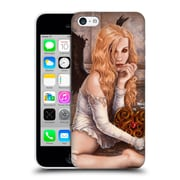 OFFICIAL SELINA FENECH ANGELS Clock Work Heart Hard Back Case for Apple iPhone 5c (9_E_1A1E5)