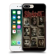 OFFICIAL SLIPKNOT KEY ART Masks Hard Back Case for Apple iPhone 7 Plus (9_1FA_1BF4A)