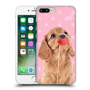 OFFICIAL STUDIO PETS PATTERNS Ruby Hard Back Case for Apple iPhone 7 Plus (9_1FA_1DF5F)
