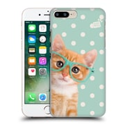 OFFICIAL STUDIO PETS PATTERNS Ray Ben Hard Back Case for Apple iPhone 7 Plus (9_1FA_1DF63)