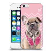 OFFICIAL STUDIO PETS PATTERNS Doggy Jay Hard Back Case for Apple iPhone 5 / 5s / SE (9_D_1DF69)