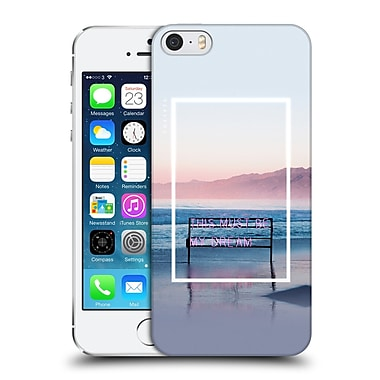 OFFICIAL THE 1975 SONGS This Must Be My Dream Hard Back Case for Apple iPhone 5 / 5s / SE (9_D_1E3BE)