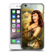 OFFICIAL SHANNON MAER BETTIE PAGE Gallery Hard Back Case for Apple iPhone 6 / 6s (9_F_1C919)