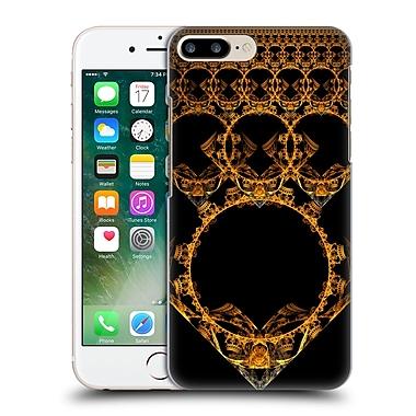 OFFICIAL SVEN FAUTH MAORI Gold Hard Back Case for Apple iPhone 7 Plus (9_1FA_1DBF9)