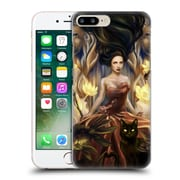 OFFICIAL SELINA FENECH FANTASY Queens of Wands Hard Back Case for Apple iPhone 7 Plus (9_1FA_1A1FB)