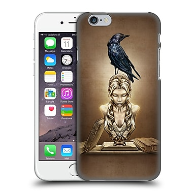 OFFICIAL SHANNON MAER FANTASY ART The Raven Hard Back Case for Apple iPhone 6 / 6s (9_F_1A565)