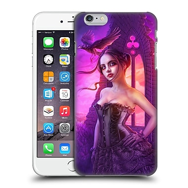 OFFICIAL SHANNON MAER FANTASY PIN UPS Raven Hard Back Case for Apple iPhone 6 Plus / 6s Plus (9_10_1A57B)