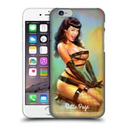 OFFICIAL SHANNON MAER BETTIE PAGE Straps Hard Back Case for Apple iPhone 6 / 6s (9_F_1C91B)