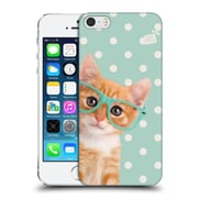 OFFICIAL STUDIO PETS PATTERNS Ray Ben Hard Back Case for Apple iPhone 5 / 5s / SE (9_D_1DF63)