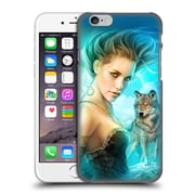 OFFICIAL SHANNON MAER FANTASY ART Lady Wolf Hard Back Case for Apple iPhone 6 / 6s (9_F_1A55F)