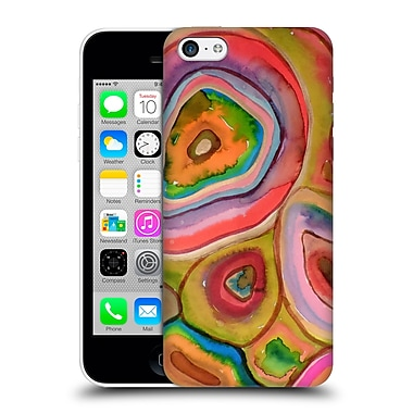 OFFICIAL SYLVIE DEMERS ABSTRACTION Les Agathes Hard Back Case for Apple iPhone 5c (9_E_1BAB0)