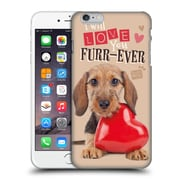 OFFICIAL STUDIO PETS QUOTES Furrever Hard Back Case for Apple iPhone 6 Plus / 6s Plus (9_10_1DF75)