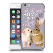 OFFICIAL STUDIO PETS QUOTES Some Bunny Hard Back Case for Apple iPhone 6 Plus / 6s Plus (9_10_1DF6F)