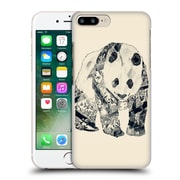 OFFICIAL TOBE FONSECA ANIMALS 2 Tattooed Panda Hard Back Case for Apple iPhone 7 Plus (9_1FA_1B528)