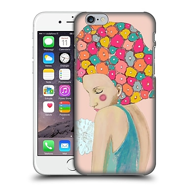 OFFICIAL SYLVIE DEMERS MADAME Martine Hard Back Case for Apple iPhone 6 / 6s (9_F_1BAE1)