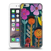 OFFICIAL SYLVIE DEMERS FLOWERS Silk Road Hard Back Case for Apple iPhone 6 / 6s (9_F_1BADA)