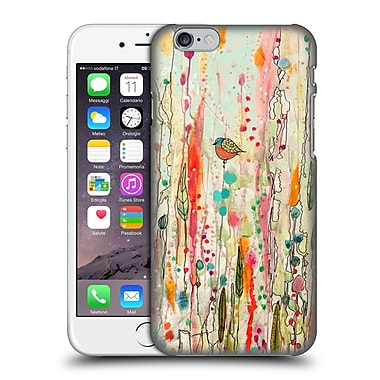 OFFICIAL SYLVIE DEMERS FLOWERS Liberte Revisited Hard Back Case for Apple iPhone 6 / 6s (9_F_1BAD6)