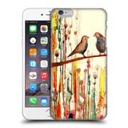 OFFICIAL SYLVIE DEMERS BIRDS Les Gypsies Hard Back Case for Apple iPhone 6 Plus / 6s Plus (9_10_1BABC)