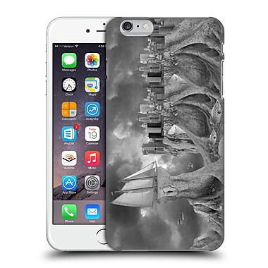 OFFICIAL THOMAS BARBEY CITIES Fish Out Of Water Hard Back Case for Apple iPhone 6 Plus / 6s Plus (9_10_1A3E4)