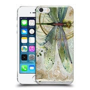 OFFICIAL STEPHANIE LAW IMMORTAL EPHEMERA Damselfly 2 Hard Back Case for Apple iPhone 5 / 5s / SE (9_D_1A6ED)
